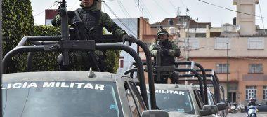 Fuerzas federales blindan Guanajuato para frenar los delitos