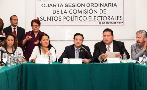 No ceden, atorada la Ley Electoral de la Ciudad de México