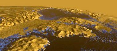 Titán, la Luna de Saturno, tiene características similares a las de la Tierra