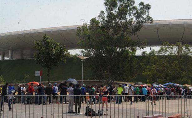 Vuelan boletos para la gran final en el estadio Chivas