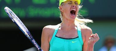 Maria Sharapova vuelve al US Open