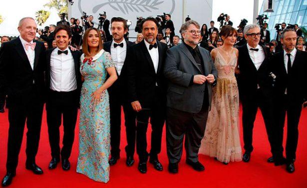 Mexicanos en Cannes llegan ¡con todo y mariachi!