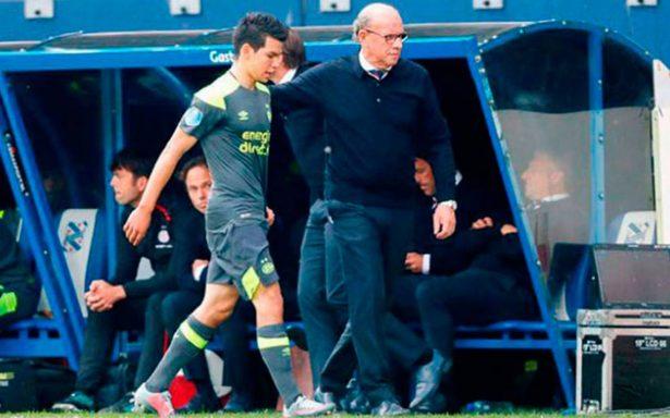 """Duro castigo para """"Chucky"""" tras expulsión; PSV apelará"""