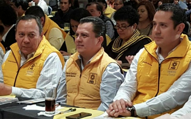 PRD aplaza una semana elección de candidaturas para Congreso