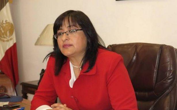 Giran orden de aprehensión contra ex secretaria de Finanzas