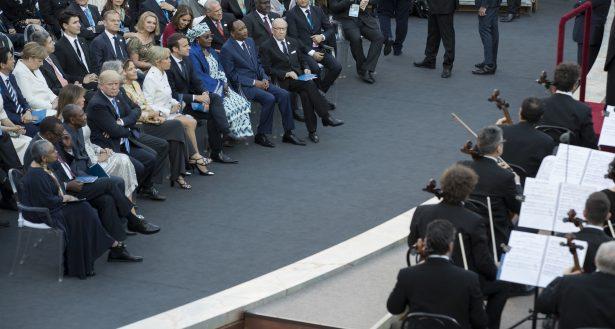 Trump solo contra todos en la cumbre del G7