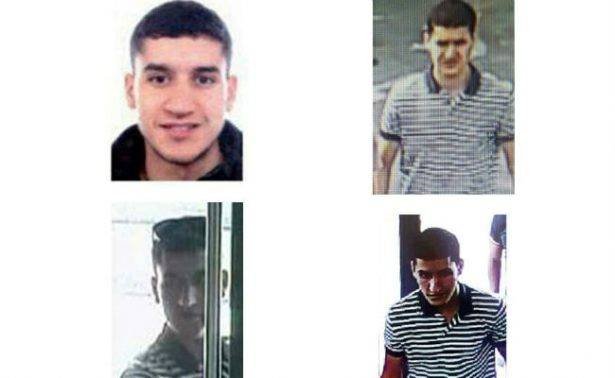 Identifican al conductor del atropello múltiple en Barcelona