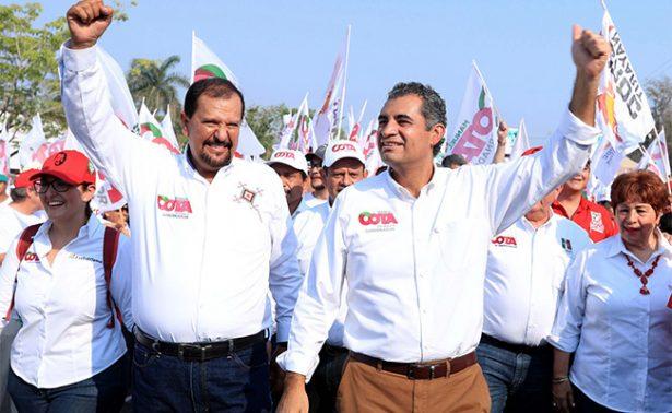 Mientras el junior tiene miedo a debatir, Cota marcha hacia la victoria: Enrique Ochoa