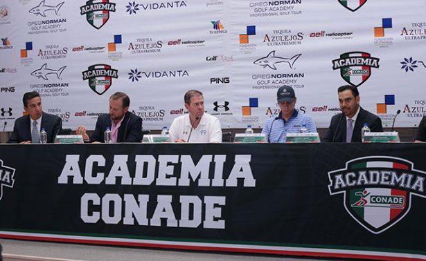Regresa el golf profesional a México, con la gira de la GNPT
