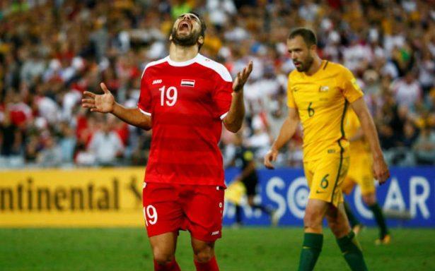 Australia acaba con el sueño de Siria de ir a al Mundial