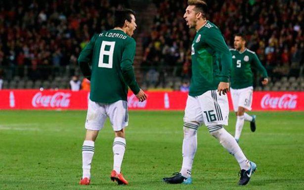 El grupo de México en Mundial, el más popular en redes sociales