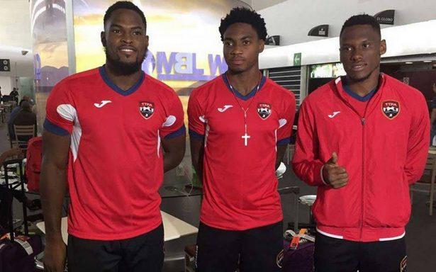La selección de Trinidad y Tobago sigue entrenamientos a puerta cerrada