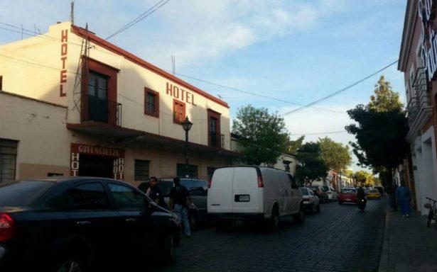 Asesinan a dirigente de la Sección 22 en hotel de Oaxaca