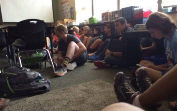 Reportan tiroteo en una escuela de Washington