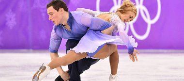 Dúo Savchenko y Massot conquistaron la medalla de oro de Patinaje artístico