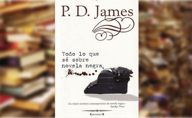 Literatura: Todo lo que sé sobre novela negra