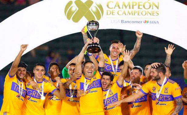 ¡Dulce Venganza! Tigres derrota a Chivas y es Campeón de Campeones
