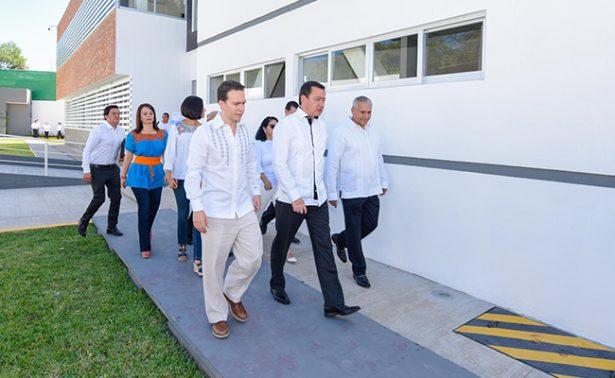 Activa Osorio Chong fiscalía antisecuestro en Chiapas