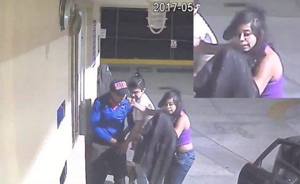 Banda liderada por mujer asalta gasolineras