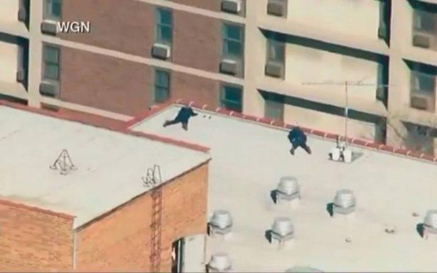 Reportan tiroteo en la Universidad de Northwestern en Chicago