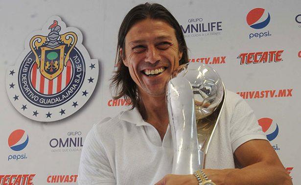 """Matías Almeyda fue claro """"Campeonísimo solo Chivas"""""""