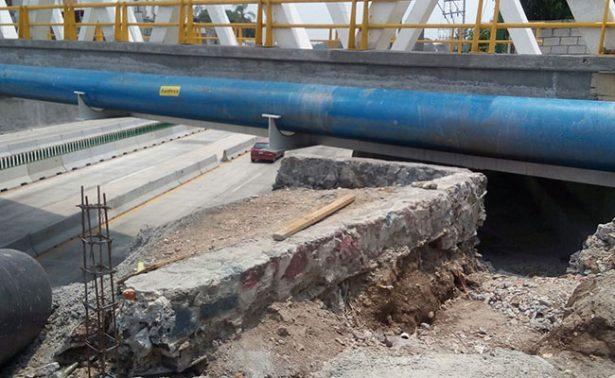 Vecinos afectados demandan reparaciones por el Paso Express