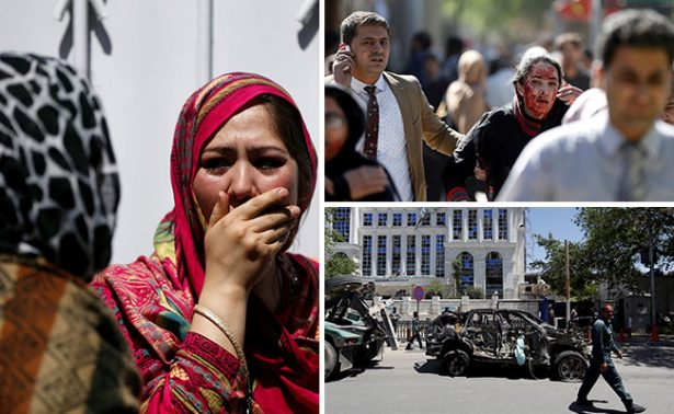 Haqqani y Pakistán responsables del atentado de Kabul: Inteligencia afgana