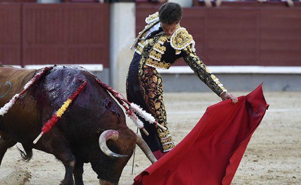 El torero Ginés Marín primer triunfo grande de San Isidro