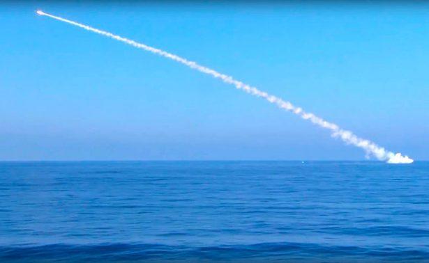 Rusia dispara misiles de crucero contra objetivos del EI en Siria