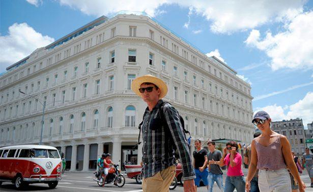 Gran Hotel Manzana abre sus puertas, el único de lujo en La Habana