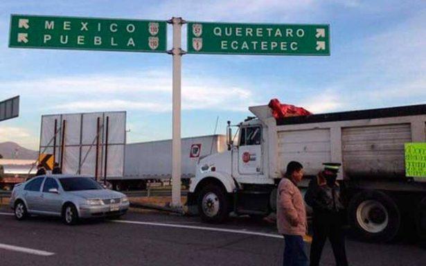 Repunta violencia en la México-Puebla; asaltan a turistas coreanos