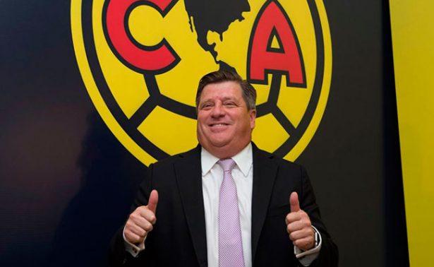 """El objetivo, superar a Chivas, afirma Miguel """"Piojo"""" Herrera"""