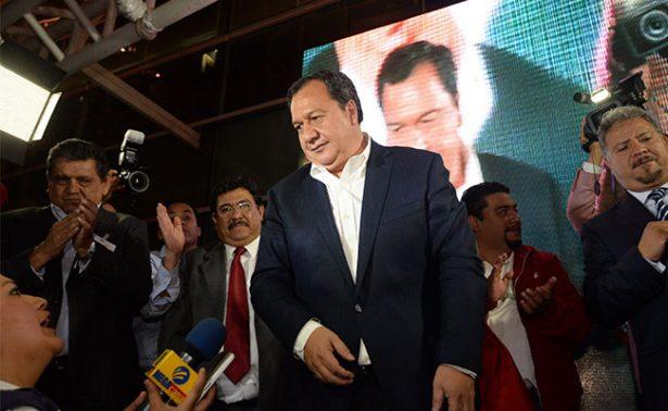 Candidato del PT en Edomex declina a favor de Delfina Gómez