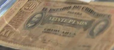Roban billetes históricos de la bóveda de la Cancillería
