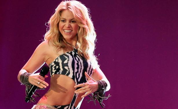 Shakira anuncia nuevo disco