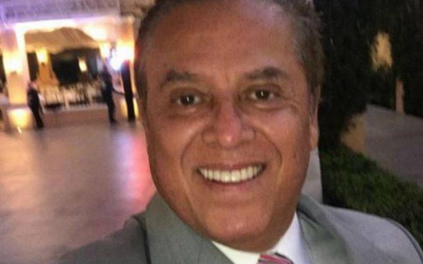 Mario Bezares, afectado por derrumbe en Monterrey