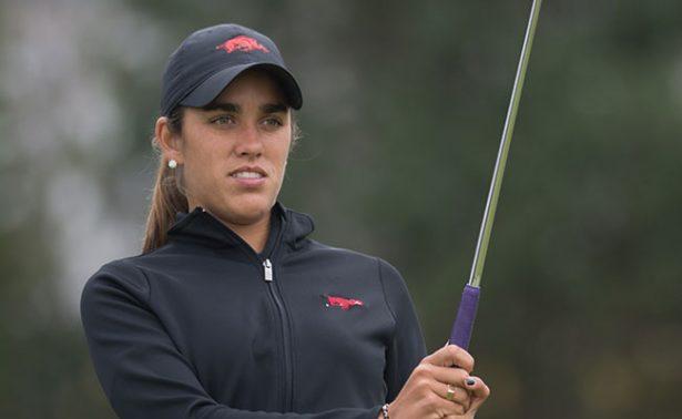 La golfista María Fassi, orgullo mexicano