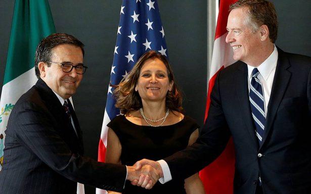 Canadá apoya a Trump, considera extender platicas del TLCAN por elecciones en México