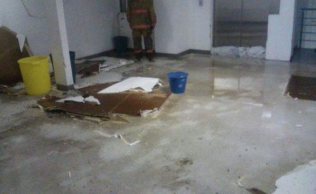 Desaloja Protección Civil el hospital General de Cuautla