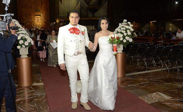 Unión matrimonial Aranda Aviña-Morales Lara