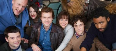 """Revelan título de la cinta de """"Star Wars"""" sobre Han Solo"""