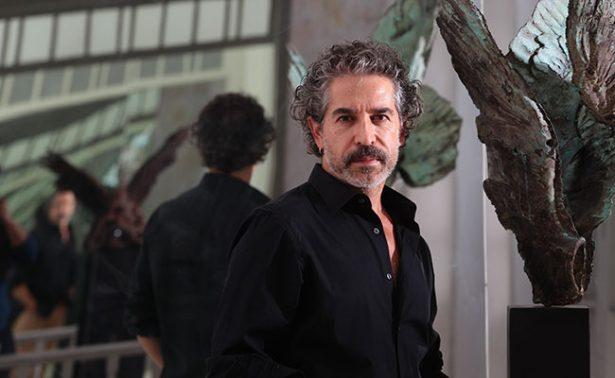 Bronce en plenitud recopila el trabajo de Jorge Marín