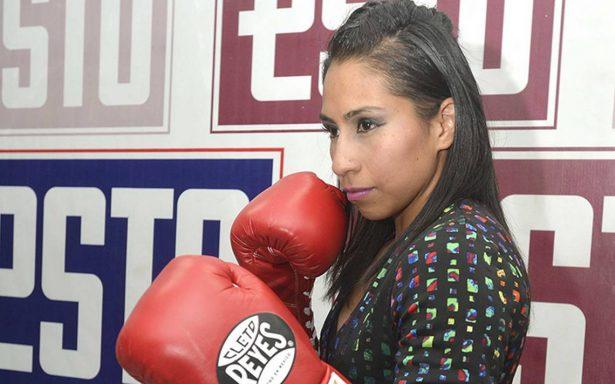 La boxeadora Silvia Torres continúa la leyenda de las guerreras