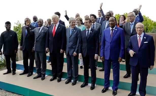 EU no se suma a consenso sobre cambio climático, anuncia G7