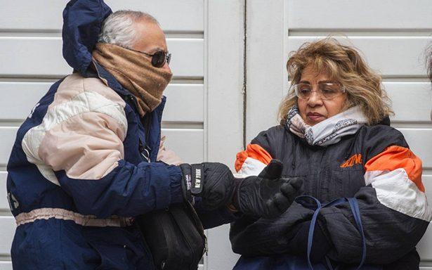 Durango sufre bajo cero: registra -8.5 grados en La Rosilla