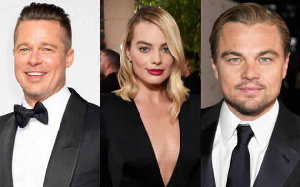 Margot Robbie podría unirse a Brad Pitt y Leonardo DiCaprio para  película de Tarantino