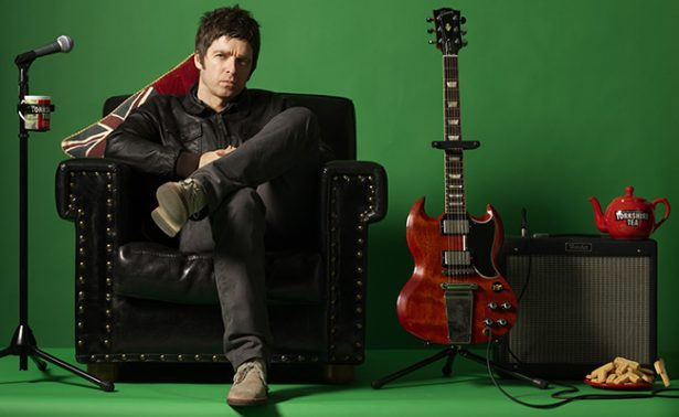 Noel Gallagher soñó emular a Los Beatles