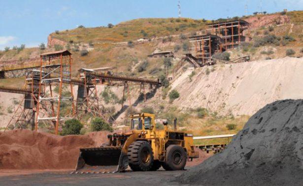 Minera anuncia cierre de operaciones en Durango