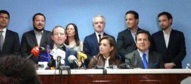 Vázquez Mota responde a acusaciones de lavado de dinero de su familia