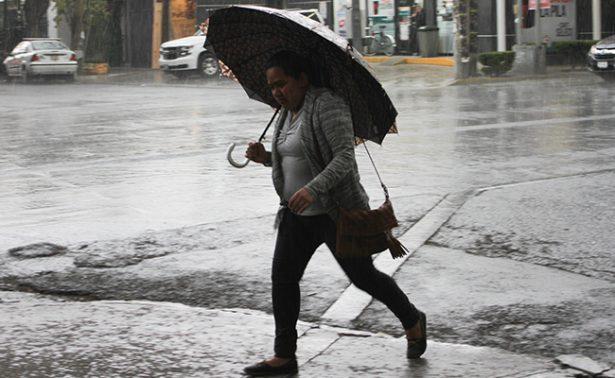 Lluvias fuertes a intensas se prevén en gran parte de la República Mexicana